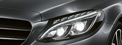 Low beam / high beam automotive lighting and LED solutions.