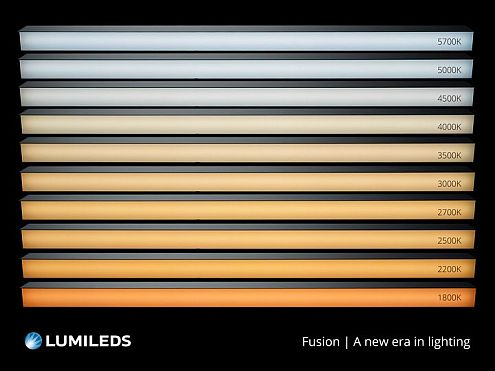 Lumileds Transforms White Light Color Tuning And Enables